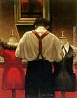 Jack Vettriano A Kind of Loving II painting